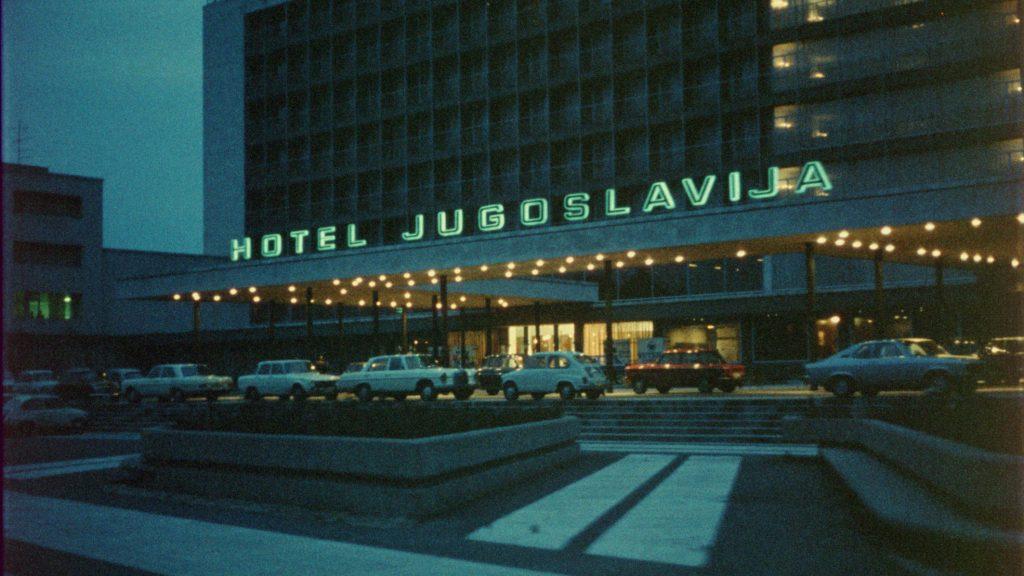 Filmstill: Hotel Jugoslavija