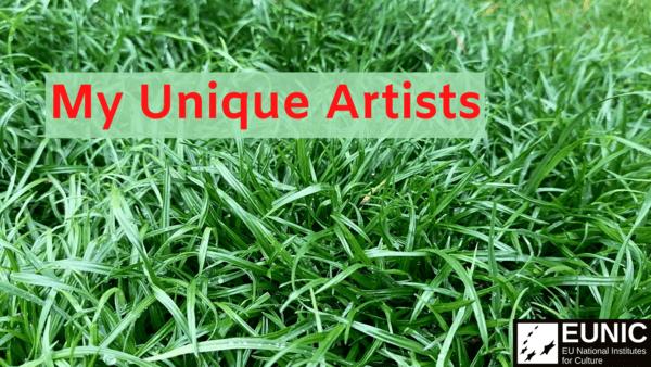 My-Unique-Artists logo